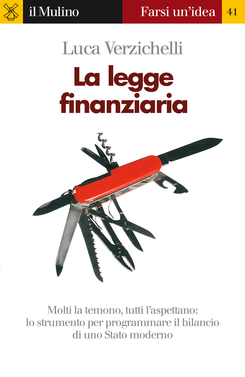 copertina La legge finanziaria
