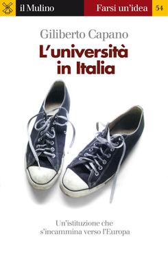 copertina L'università in Italia
