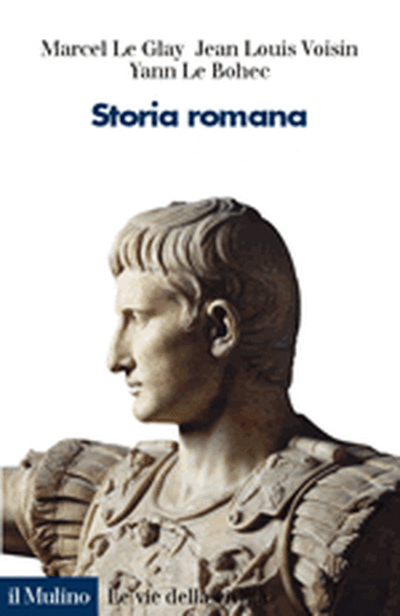 Cover Storia romana