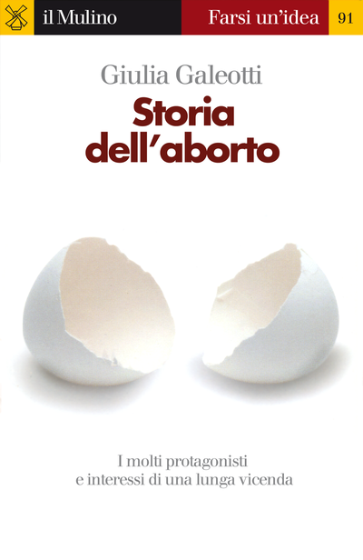 Copertina The History of Abortion