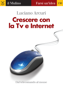 copertina Growing Up with Television and the Internet