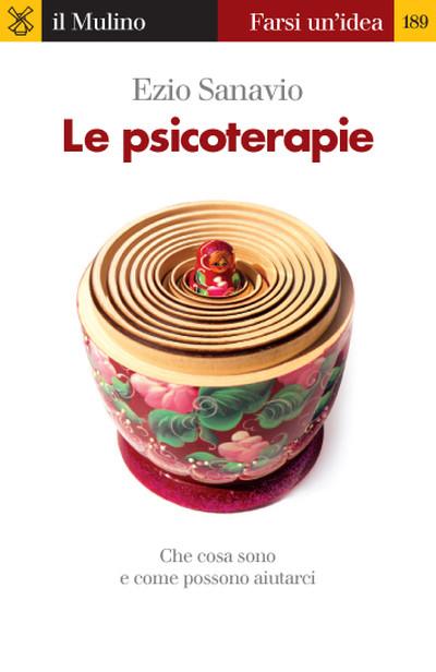 Copertina Le psicoterapie