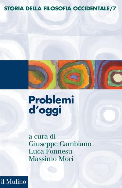 Cover Storia della filosofia occidentale 7