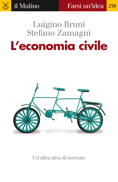 Copertina L'economia civile
