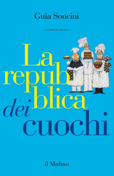 Cover La repubblica dei cuochi