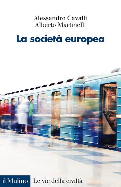 Copertina La società europea