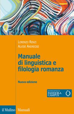 copertina Manuale di linguistica e filologia romanza
