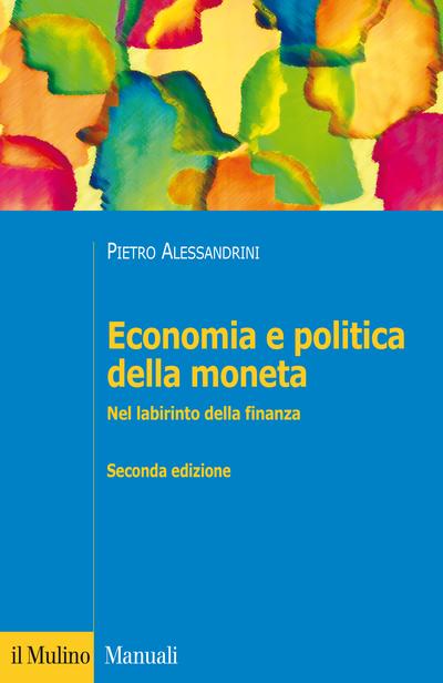 Cover Economia e politica della moneta