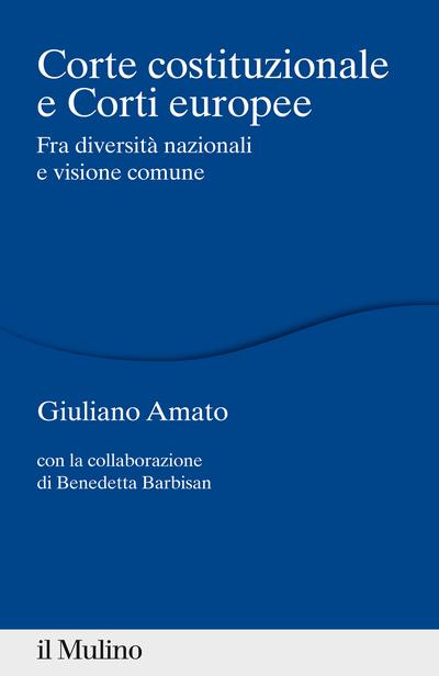 Cover Corte costituzionale e Corti europee