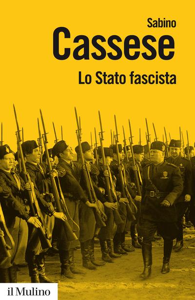 Cover Lo Stato fascista