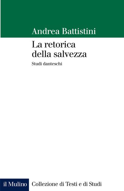 Cover La retorica della salvezza
