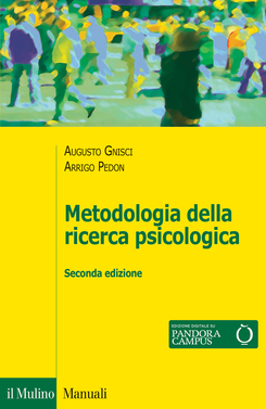copertina Metodologia della ricerca psicologica