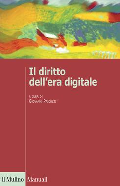 copertina Il diritto dell'era digitale