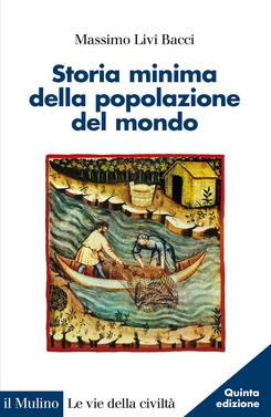 copertina Storia minima della popolazione del mondo