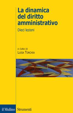 copertina La dinamica del diritto amministrativo