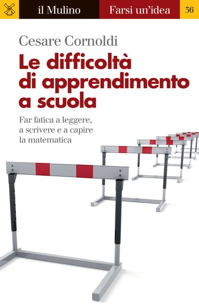 Cover Le difficoltà di apprendimento a scuola