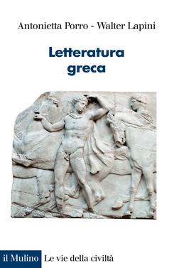 copertina Letteratura greca