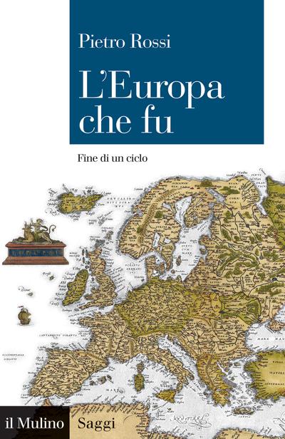 Cover L'Europa che fu
