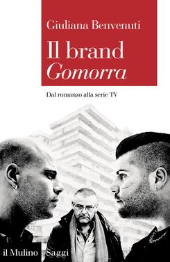 copertina Il brand Gomorra
