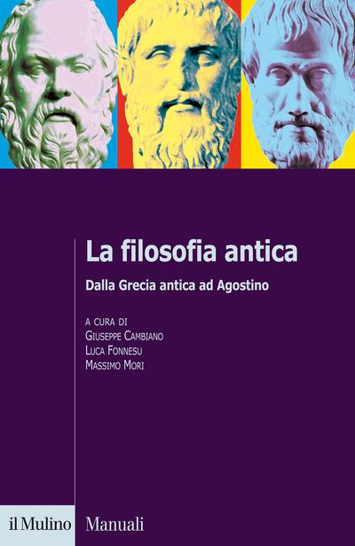 Cover La filosofia antica