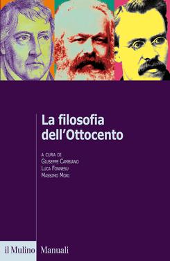 copertina La filosofia dell'Ottocento