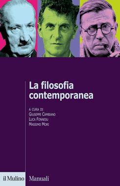 copertina La filosofia contemporanea