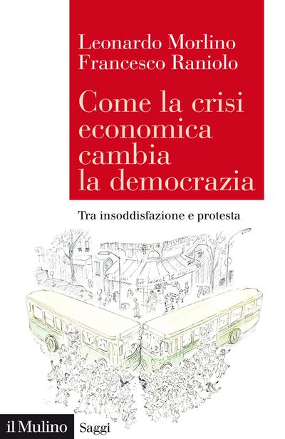 Cover Come la crisi economica cambia la democrazia