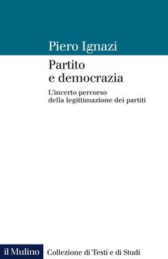 copertina Partito e democrazia