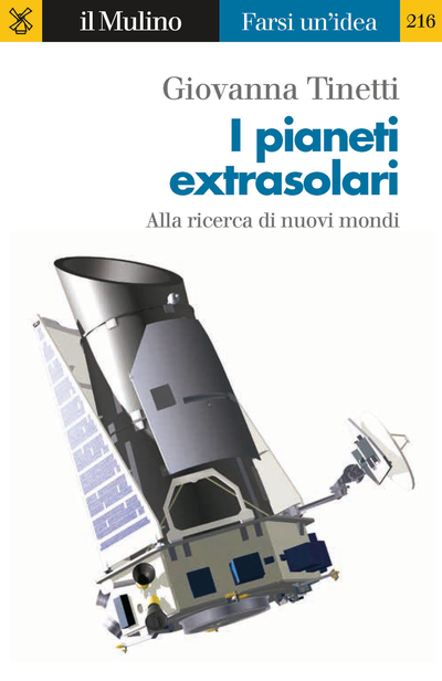 Copertina I pianeti extrasolari