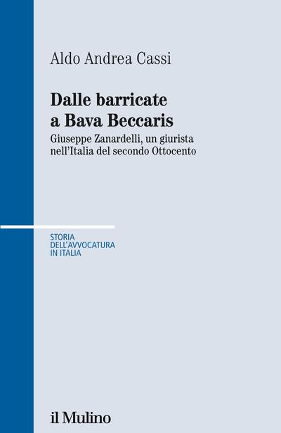 Cover Dalle barricate a Bava Beccaris