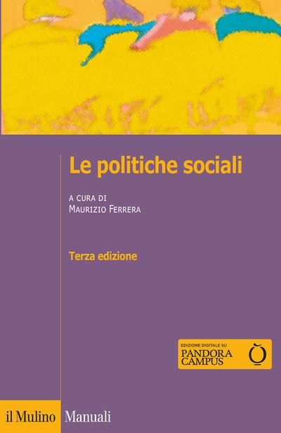 Cover Le politiche sociali