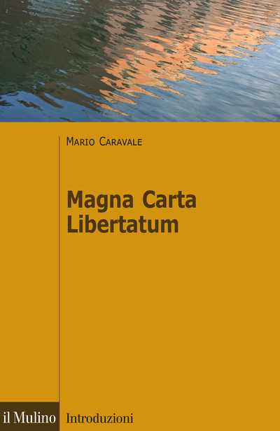 Cover Magna Charta Libertatum