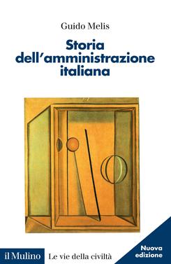 copertina Storia dell'amministrazione italiana