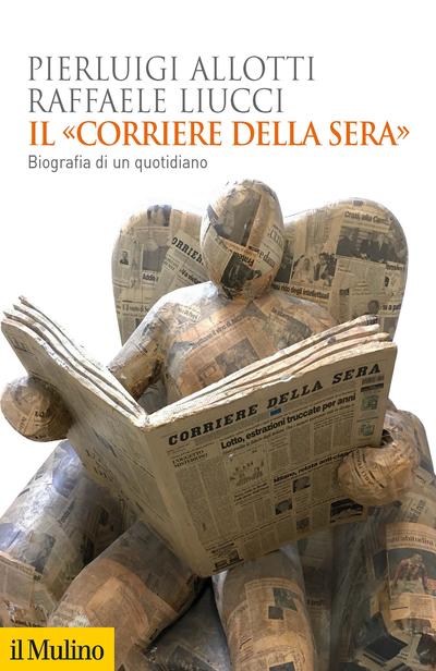 Cover Il  «Corriere della Sera»